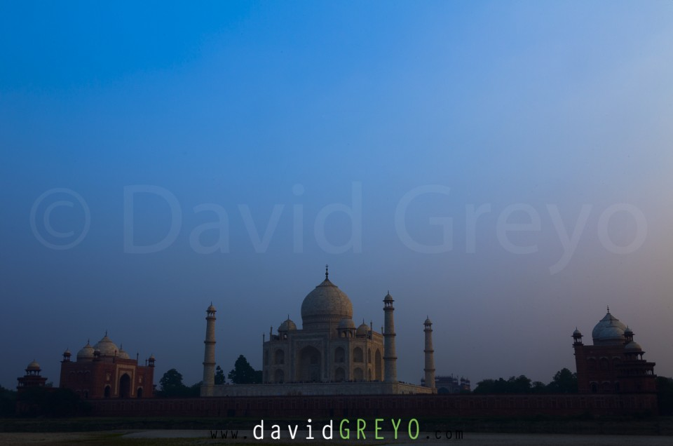 Semaine 8 : Taj Mahal
