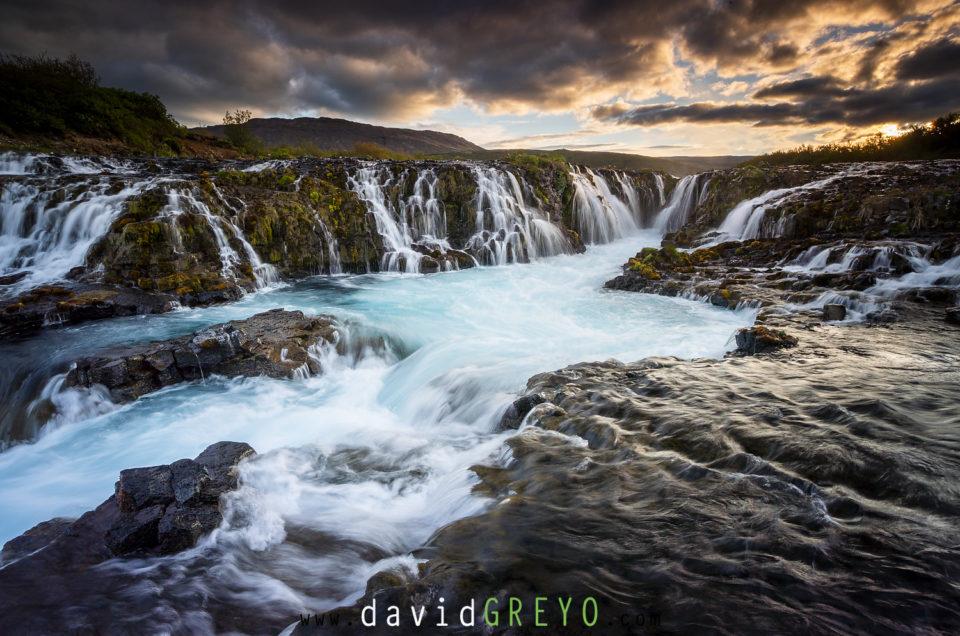Mise à jour de ma galerie Islande