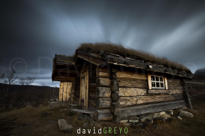 Cabane norvégienne