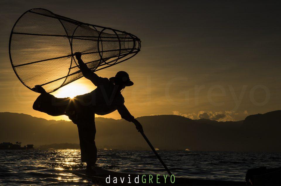 Semaine 50 : pêcheur du lac Inlé