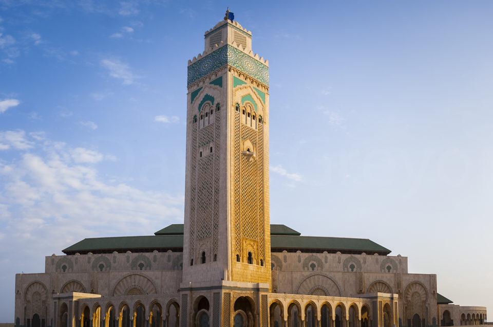Semaine 1 : Moquée Hassan II