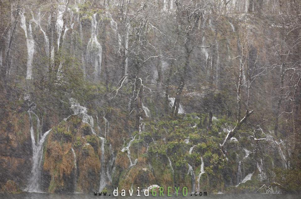 Semaine 15 : Plitvička jezera