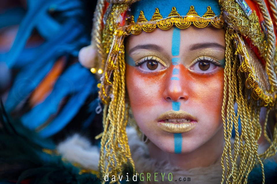 Semaine 8 : Carnaval